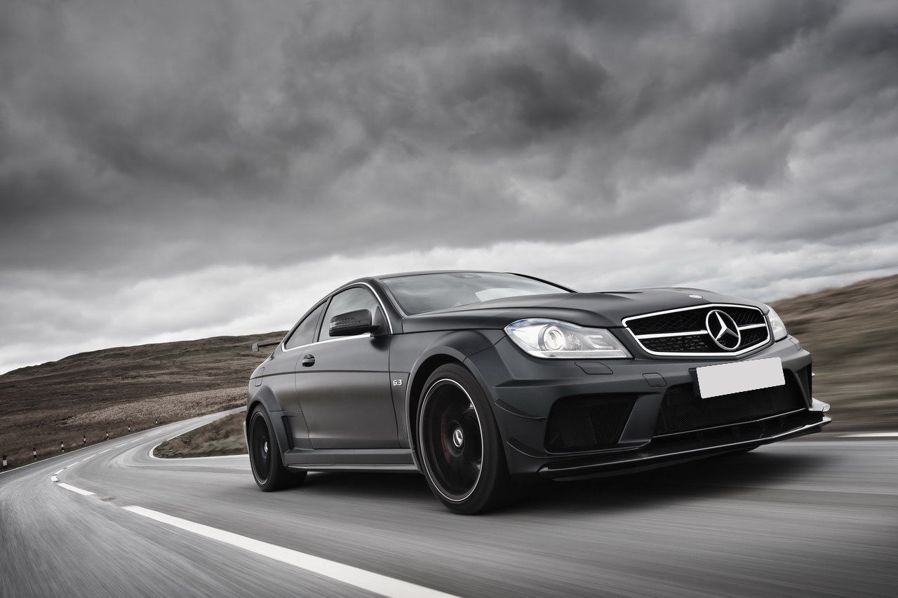 The All New Mercedes-Benz C 63 AMG Coupe Black Series (17)